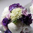 Bridesmaid's bouquet (about $100)