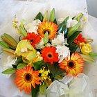 summer bouquet (around $40)